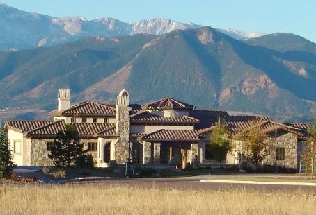 Building A Custom Home In Greater Colorado Springs