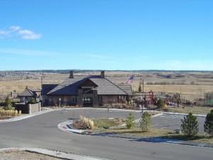 Cobblestone Ranch in Douglas County, Colorado, Community Center